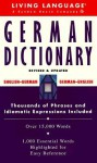 Basic German Dictionary (LL(R) Complete Basic Courses) - Living Language