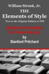 The Elements of Style - Updated and Annotated for Present-Day Use - Strunk Jr., William, Stanford Pritchard