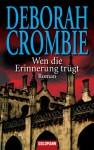 Where Memories Lie (Duncan Kincaid & Gemma James, #12) - Deborah Crombie, Andreas Jäger