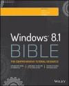 Windows 8.1 Bible - Jim Boyce, Rob Tidrow
