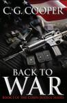 Back to War - C.G. Cooper