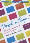 Perfect on Paper: The (Mis)Adventures of Waverly Bryson - Maria Murnane, Julia Whelan