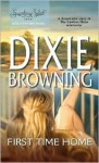 First Time Home - Dixie Browning