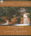 Streams of Living Water - Richard J. Foster, Paul Michael