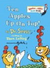 Ten Apples Up on Top! (Bright & Early Board Books(TM)) - Dr. Seuss, Roy McKie