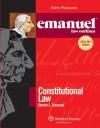 Emanuel Law Outlines: Constitutional Law - Steven L. Emanuel