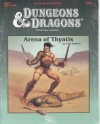 Arena of Thyatis (Dungeons and Dragons Module DDA1) - John Nephew