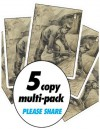 Do the Work (5 Pack - Designed to Share) - Steven Pressfield