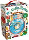 My Little Library of Early Learning [With Audio CD] - School Specialty Publishing