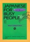 Japanese for Busy People II: CDs - Kodansha International