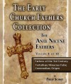 The Early Church Fathers - Ante Nicene Fathers Volume 4: Fathers of the Third Century: Tertullian; Minucius Felix; Commodian; Origen (The Early Church Fathers- Ante Nicene) - Philip Schaff