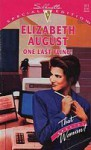 One Last Fling (Silhouette Special Edition, No 871) - Elizabeth August