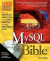MySQL Bible - Steve Suehring