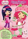 Strawberry Shortcake Sticker Dress Up - Dalmatian Press