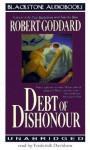 Debt of Dishonor (Audio) - Robert Goddard, Frederick Davidson