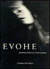 Evohe: Poemas Eroticos - Erotic Poems - Cristina Peri Rossi
