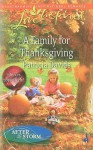Family for Thanksgiving - Patricia Davids