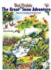 The Great West Virginia Snow Adventure: Teddy Bear Guardians of the Rain Forest - Martin Wach, Delia Wach