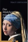 Das Mädchen Mit Dem Perlenohrring Roman - Tracy Chevalier, Ursula Wulfekamp