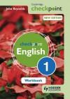 Cambridge Checkpoint English: Workbook 1 - John Reynolds