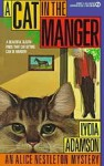A Cat in the Manger - Lydia Adamson