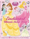 Disney Princess Enchanted Ultimate Sticker Book - Jo Casey