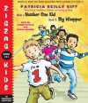 Zigzag Kids Collection: Books 1 and 2: #1: Number One Kid; #2: Big Whopper - Patricia Reilly Giff, Everette Plen, Bailee Madison