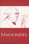 Ethics of Maimonides - Hermann Cohen, Almut Sh. Bruckstein, Robert Gibbs