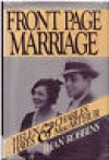 Front Page Marriage - Jhan Robbins