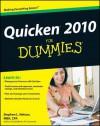 Quicken 2010 For Dummies - Stephen L. Nelson