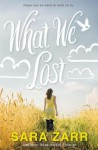 What We Lost - Sara Zarr