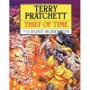 Thief of Time (Discworld, #26) - Terry Pratchett, Stephen Briggs