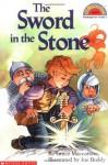 The Sword In The Stone (level 2) (Hello Reader) - Grace Maccarone, Joe Boddy