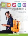 P.O.W.E.R. Learning: Strategies for Success in College and Life - Robert Feldman