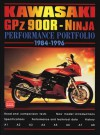 Kawasaki GPz 900R-Ninja Performance Portfolio 1984-1996 (Brooklands Road Test Books Series) - R.M. Clarke