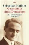 Geschichte eines Deutschen - Sebastian Haffner