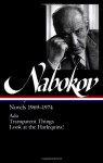Novels, 1969-1974: Ada / Transparent Things / Look at the Harlequins! (Library of America #89) - Vladimir Nabokov, Brian Boyd