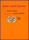More Small Poems - Valerie Worth, Natalie Babbitt