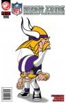 NFL Rush Zone: Season Of The Guardians #1 - Minnesota Vikings Cover - Kevin Freeman, M. Goodwin