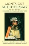 Selected Essays - Michel de Montaigne