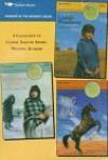 Newbery Medal Box Set: A Gathering of Days; Caddie Woodlawn; King of the Wind - Carol Ryrie Brink, Marguerite Henry, Joan W. Blos