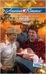 A Baby In The Bunkhouse (Harlequin American Romance Series) - Cathy Gillen Thacker