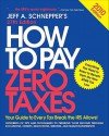 How to Pay Zero Taxes - Jeff Schnepper