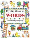 My Big Book of Words - Isabel Clarke, Jenny Tulip