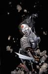 Katana #4 (New 52 Katana, #4) - Ann Nocenti, Alex Sanchez