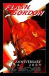 Flash Gordon 75th Anniversary - J.M. DeMatteis, Brendan Deneen, Jim Krueger, Tom DeFalco, Joe Casey, Len Wein, Paul Green, Omaha Perez, Joe Staton, Mike Cavallaro, Shanth Enjeti, Pedro Delgado
