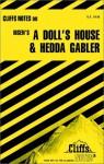 Cliffs Notes On Ibsen's Plays: A Doll's House & Hedda Gabler - Marianne Sturman, CliffsNotes, Henrik Ibsen