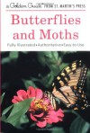 Butterflies and Moths - Robert T. Mitchell, Herbert S. Zim, Andre Durenceau