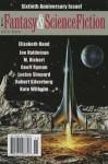 The Magazine of Fantasy and Science Fiction, October/November 2009 - Gordon Van Gelder