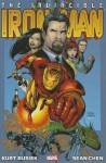 Iron Man by Kurt Busiek & Sean Chen Omnibus - Mark Waid, Chris Claremont, Joe Casey, Howard Mackie, Andy Kubert, George Pérez, Salvador Larroca, John Romita